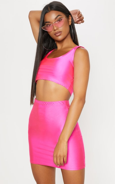 202443e090 Neon Clothes | Neon Dresses | Neon Tops | PrettyLittleThing