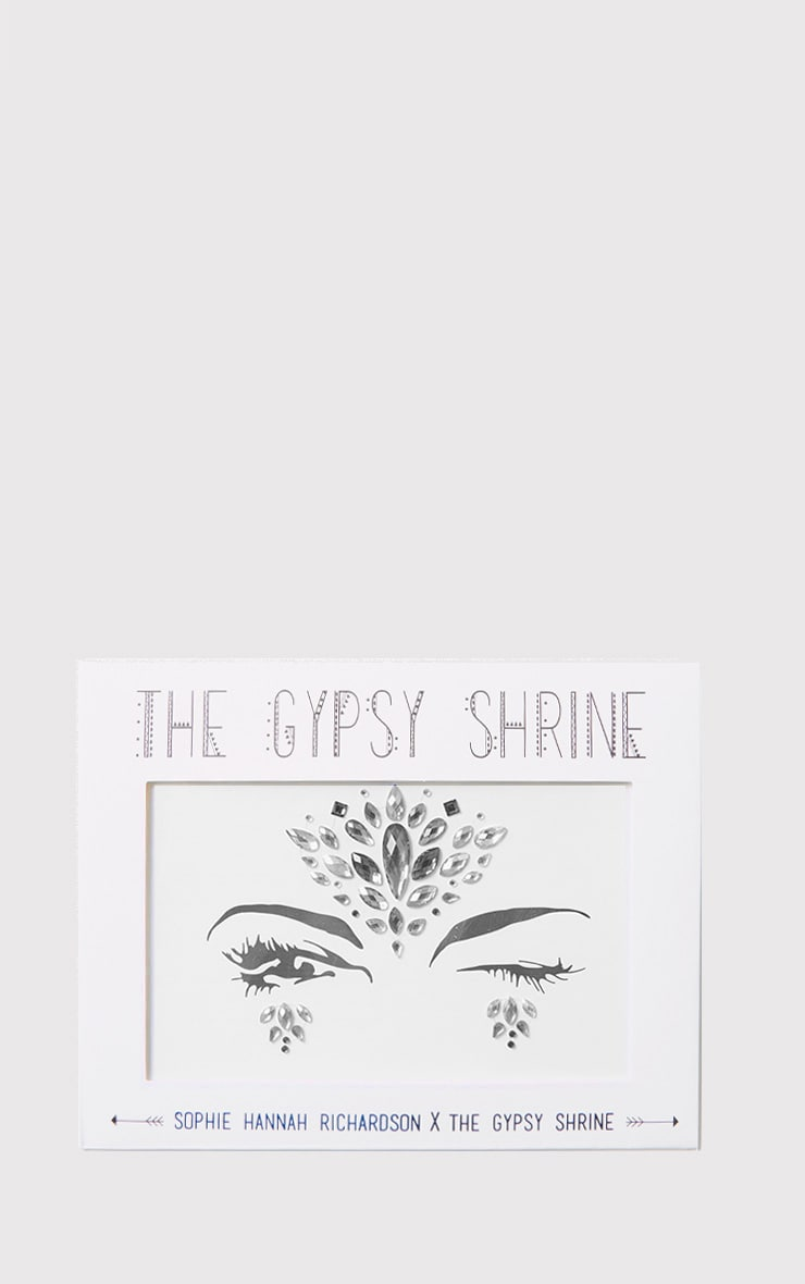 The Gypsy Shrine Holographic Face Jewels 4