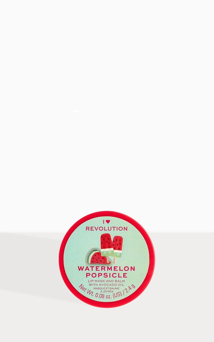 I Heart Revolution Lip Mask Watermelon 1