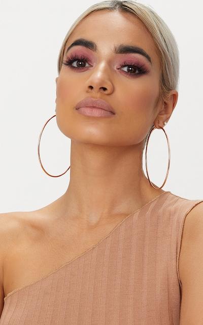 dbb946435 Hoop Earrings   Hoops   Gold Hoop Earrings   PrettyLittleThing