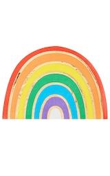 Ginger Ray Pride Rainbow Napkins 2