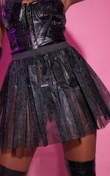 Black Basic TuTu Skirt 4