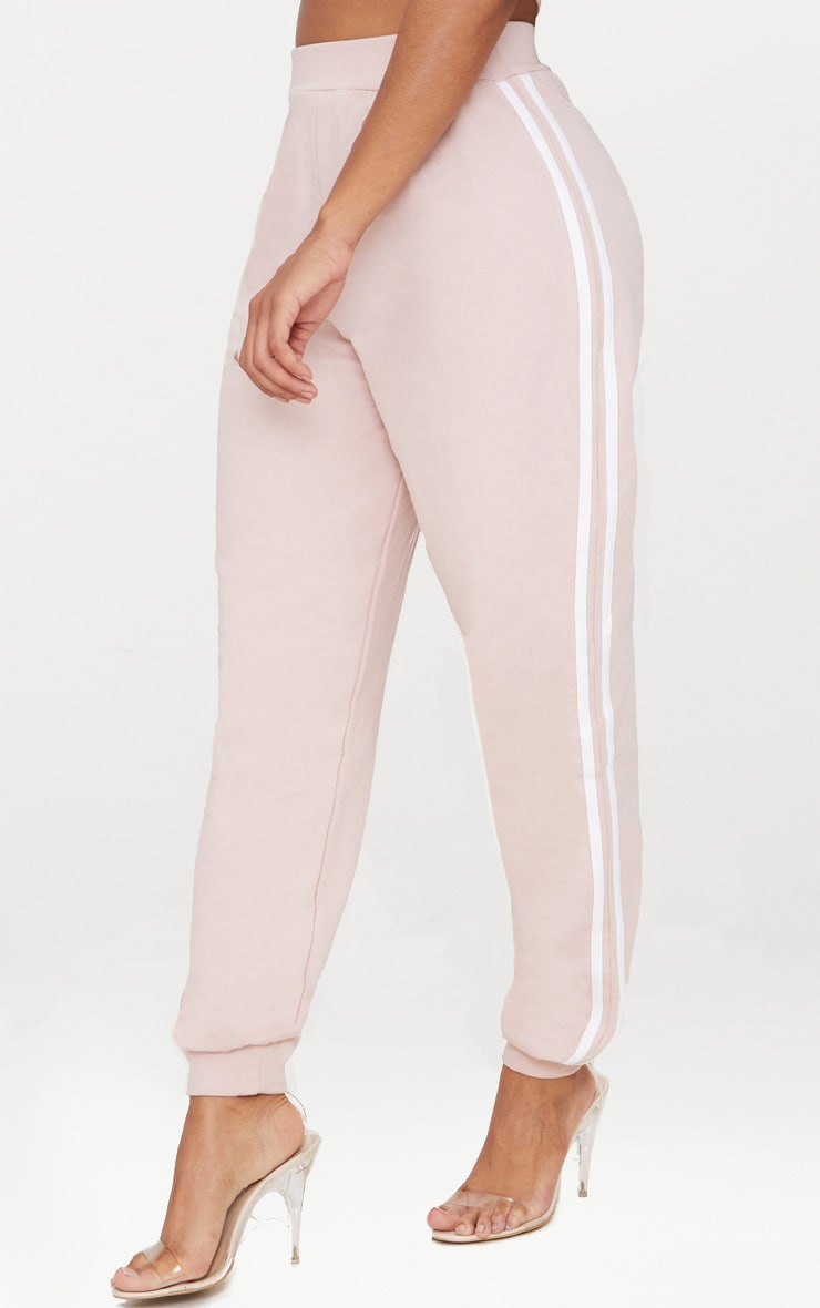 Shape Nude Side Stripe Joggers 2