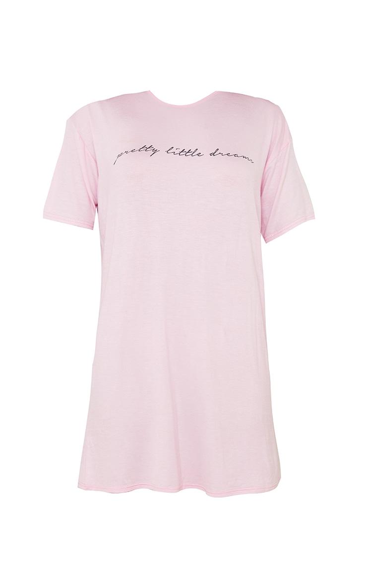 Pretty Little Dreams Pink Nightie 5