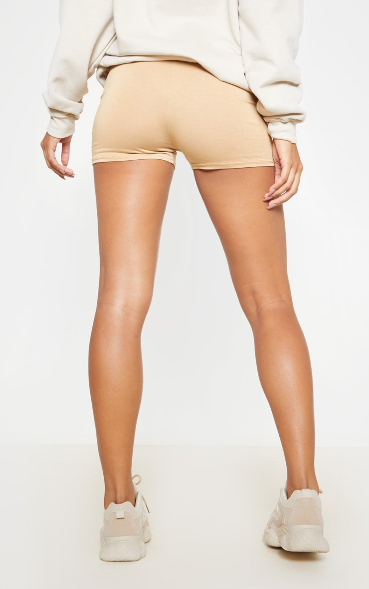 Biscuit Basic High Waisted Shorts 4