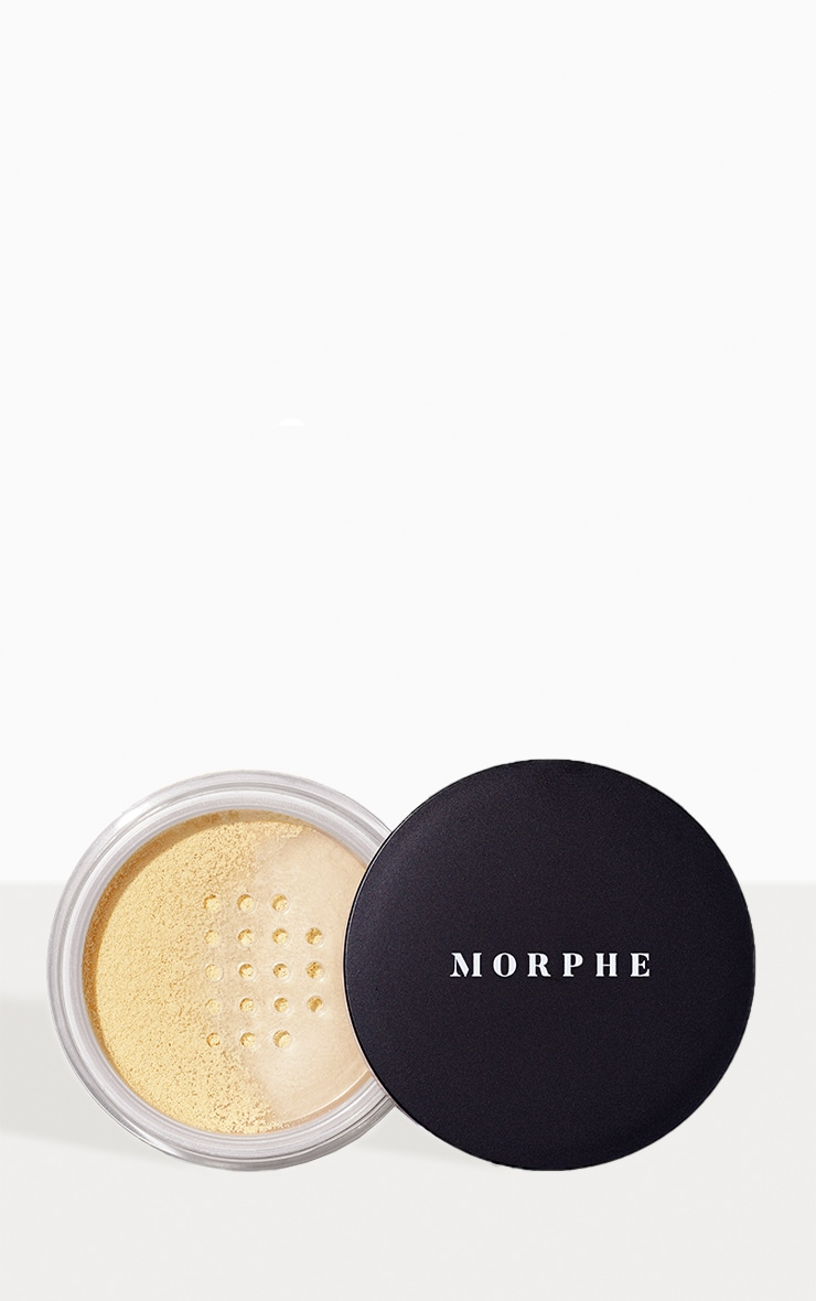 Morphe Bake & Set Setting Powder Banana