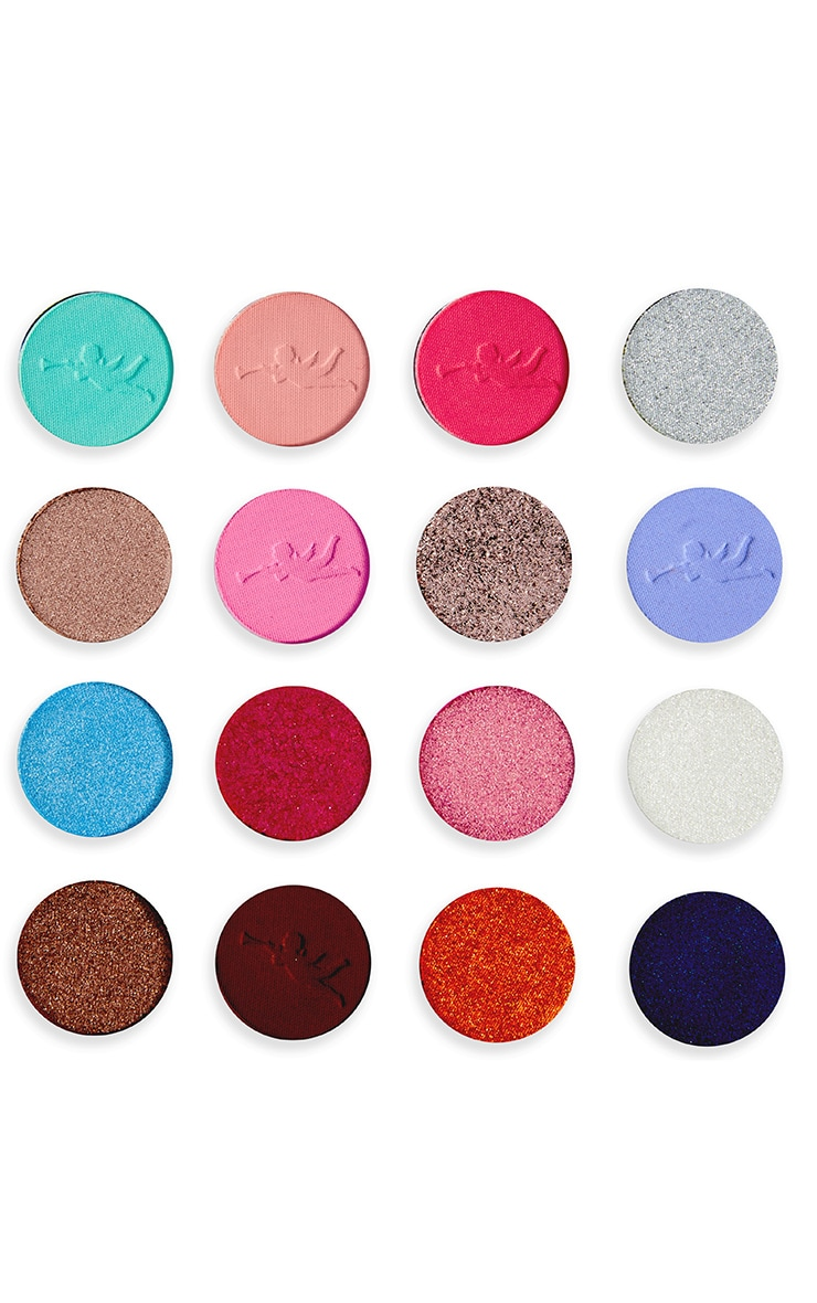Makeup Obsession Angel Energy Eye Shadow Palette 3