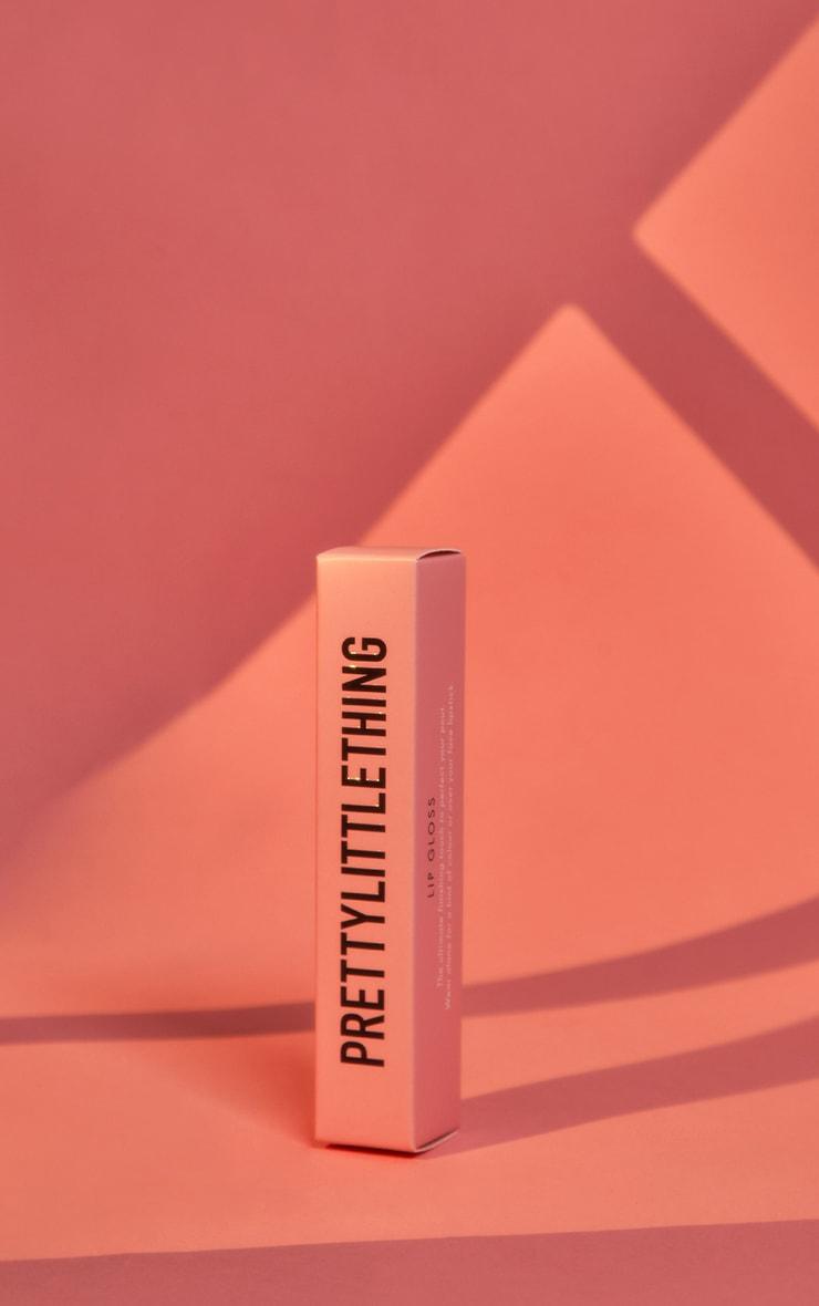 PRETTYLITTLETHING Lip Gloss PLT Nude 3