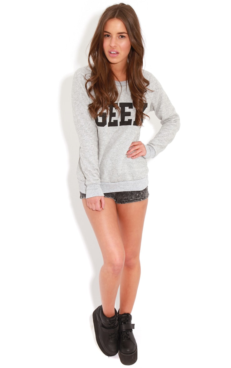 Sadie Grey GEEK Jumper 3