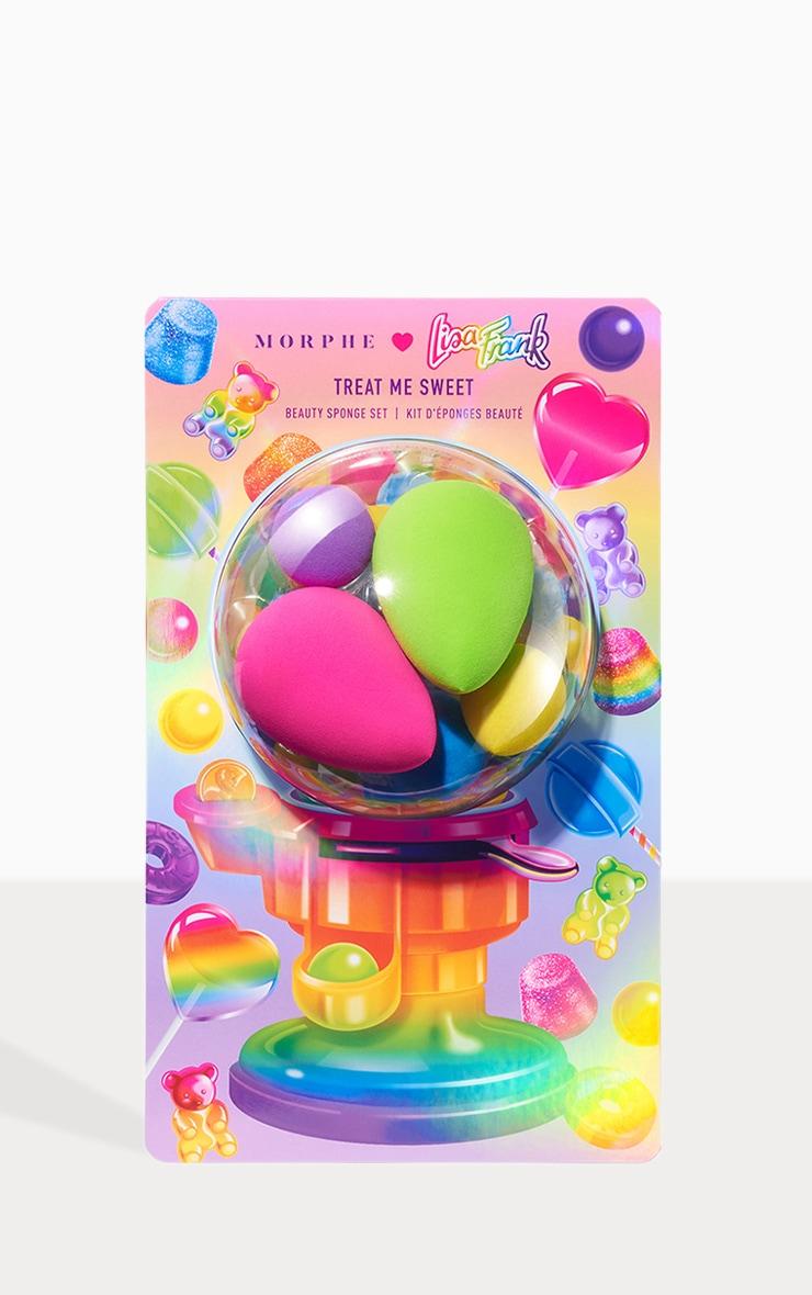 Morphe X Lisa Frank Treat Me Sweet Beauty Sponge Set 1