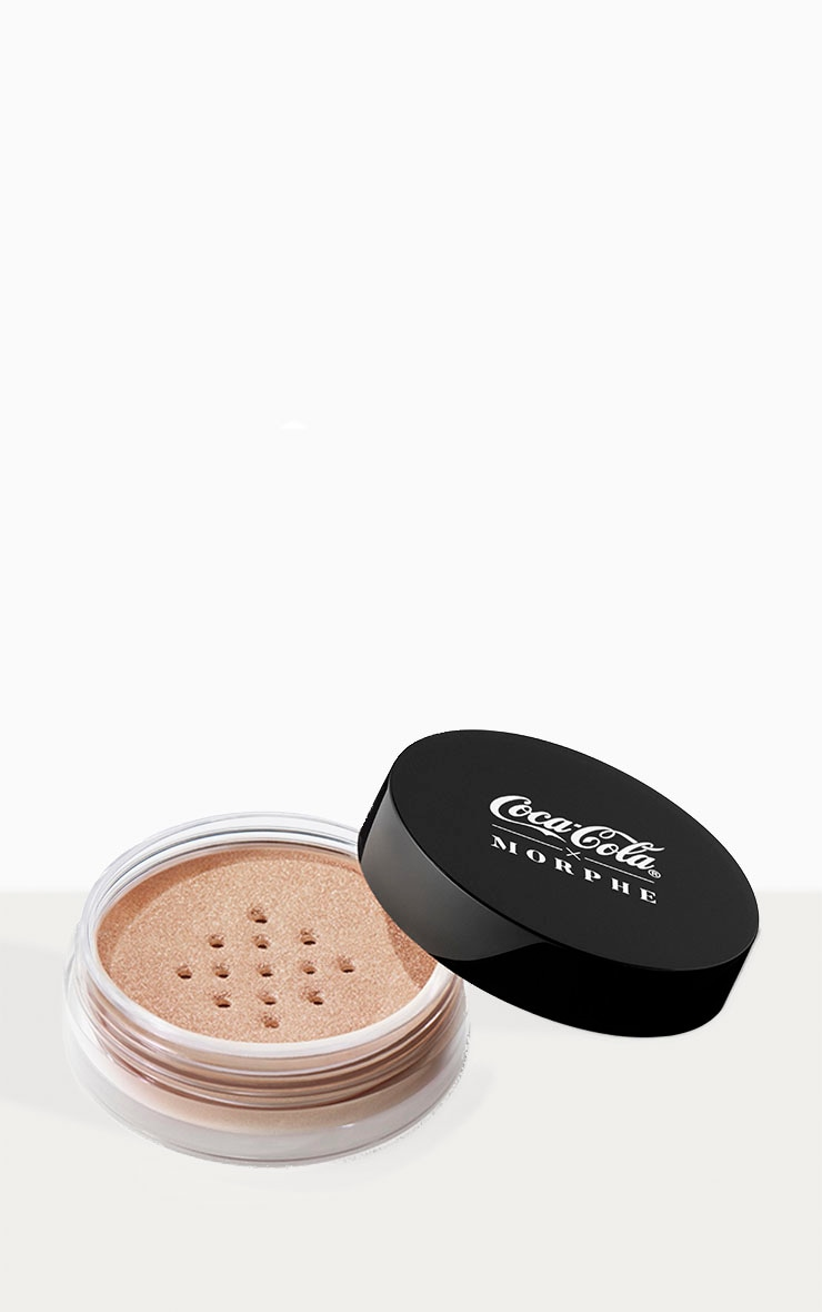 Coca-Cola X Morphe Glowing Places Loose Highlighter Pop It 2