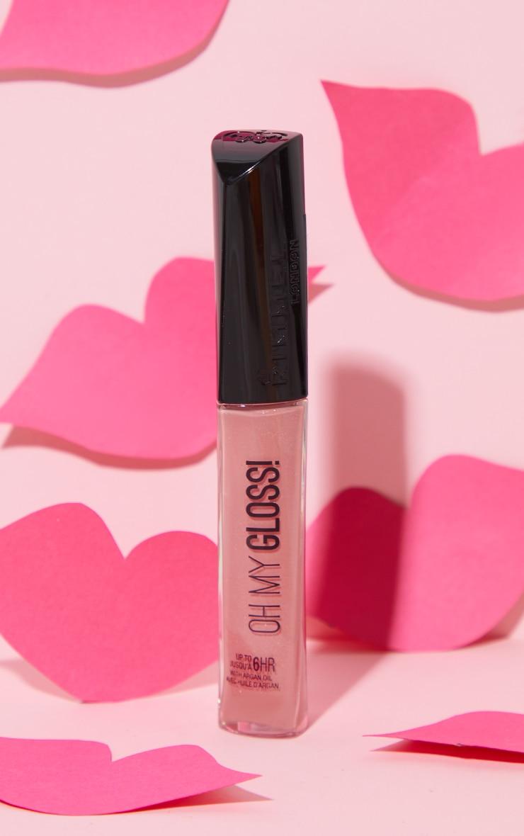 Rimmel Oh My Gloss Lip Gloss Purr Glossy Cat 3