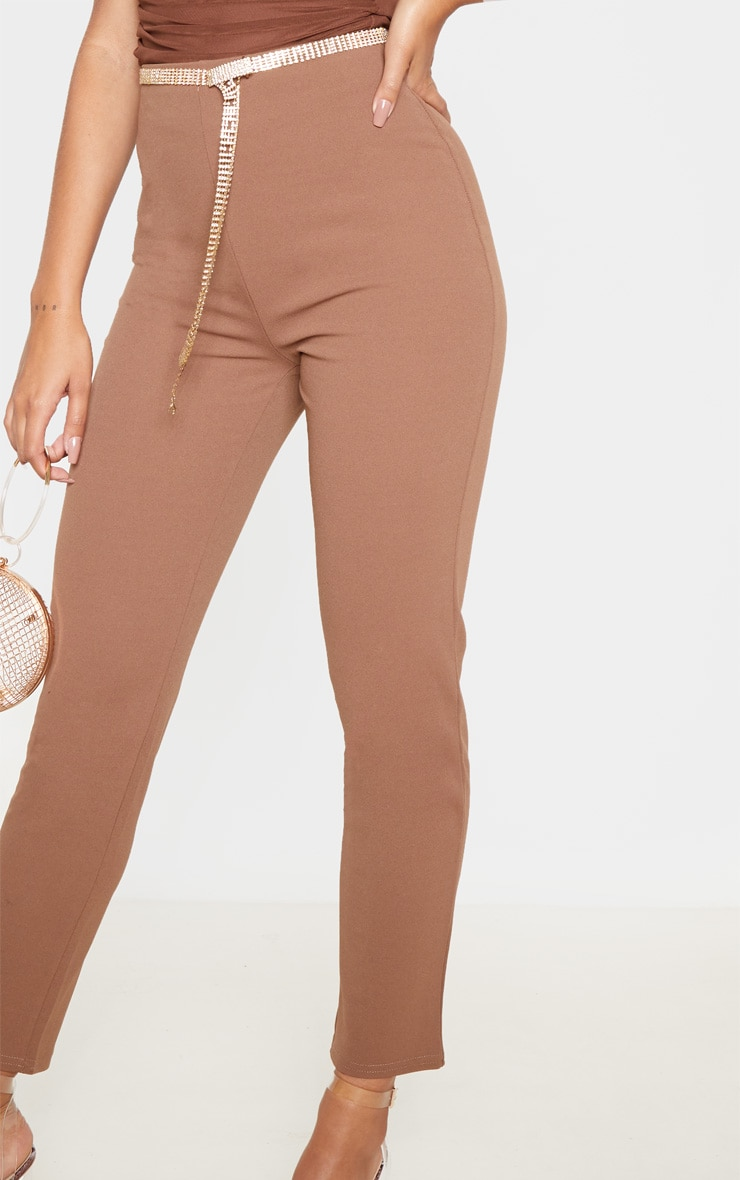 Chocolate Cigarette Trouser 5