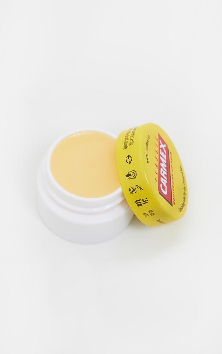 Carmex Classic Lip Balm Pot 2