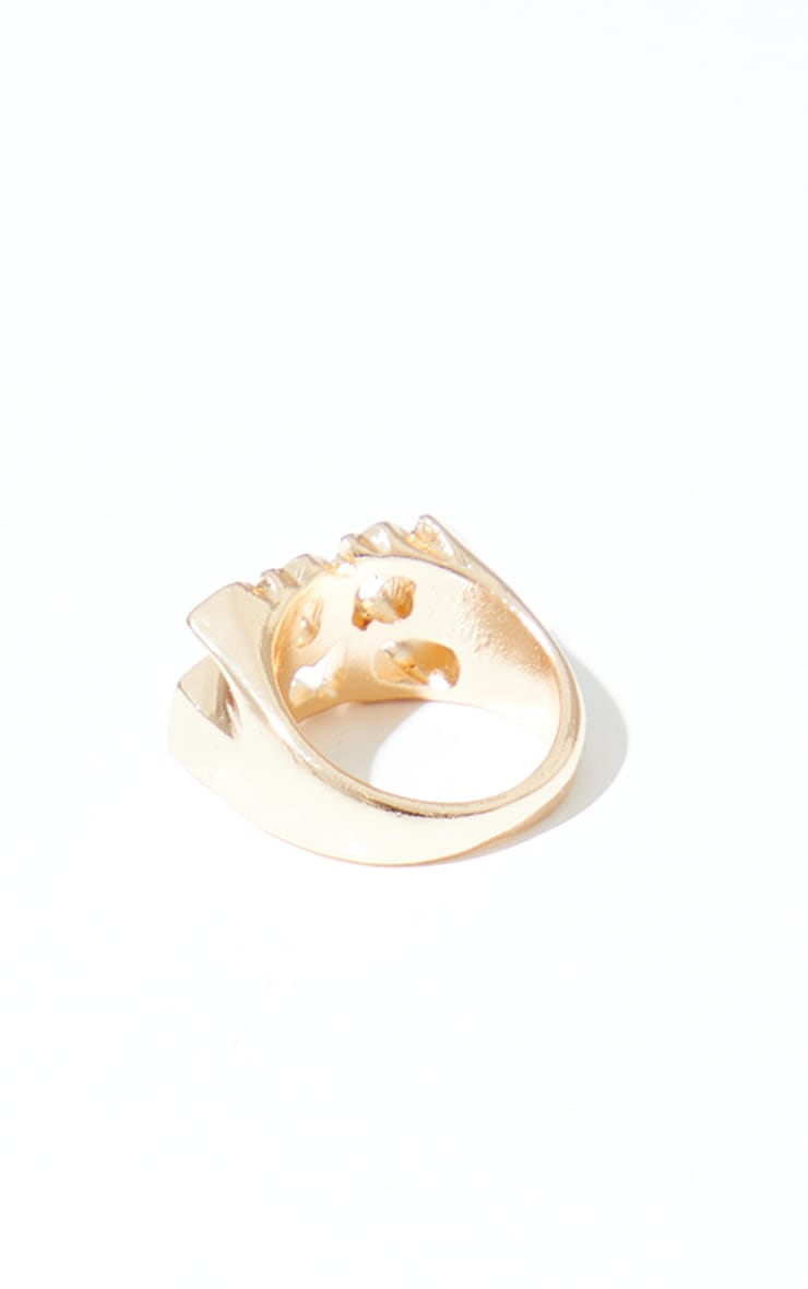 1996 Gothic Font Ring 3