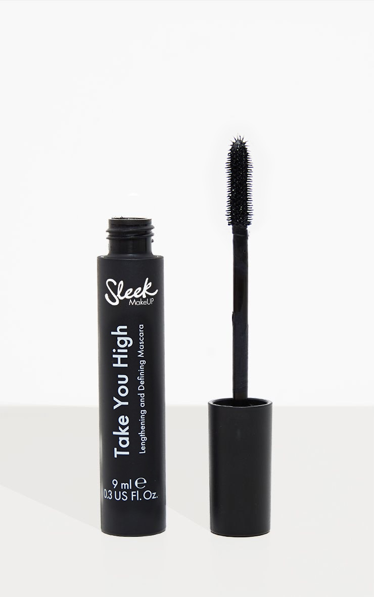 Sleek MakeUP Take You High Lengthening and Defining Mascara 1