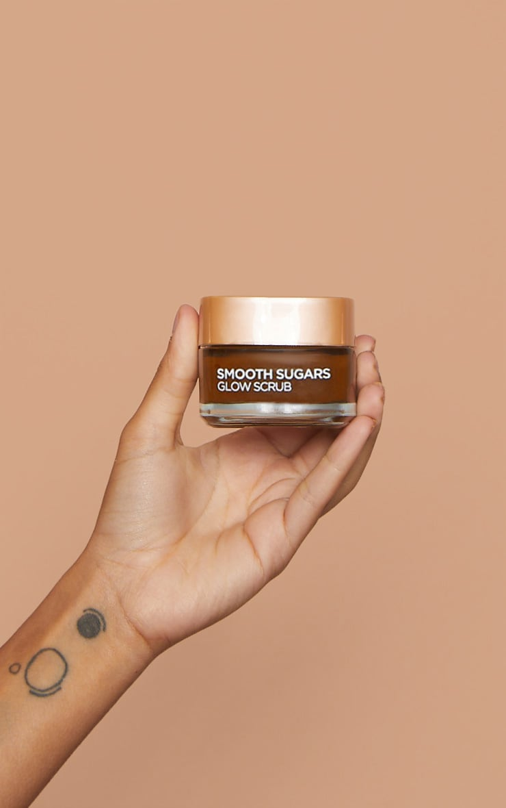 L'Oréal Paris Smooth Sugar Glow Face & Lip Scrub 4