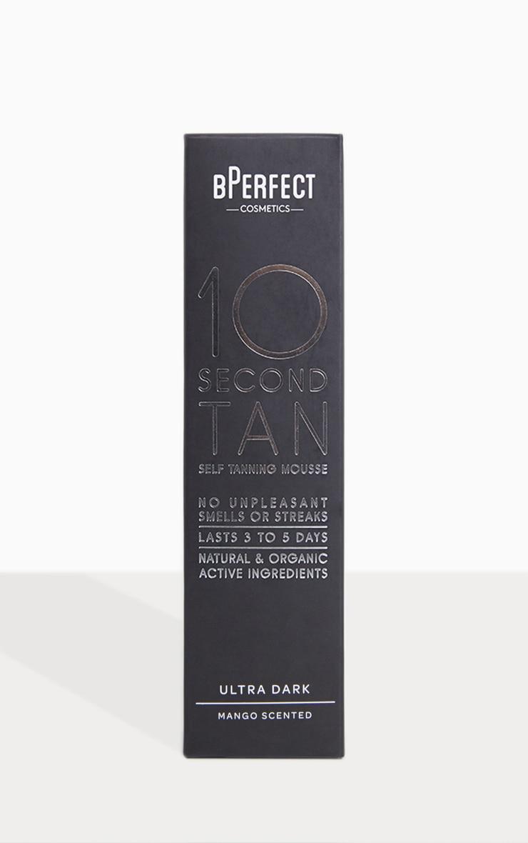 BPerfect 10 Second Tan Ultra Dark Mango Mousse 2