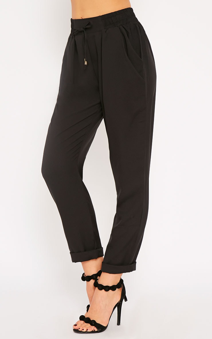 Hilda Black Trousers 4