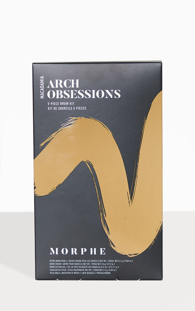 Morphe Arch Obsessions Brow Kit Macadamia 3