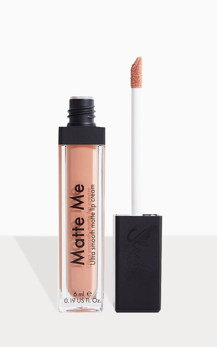Sleek MakeUP Matte Me Lip Cream Feels