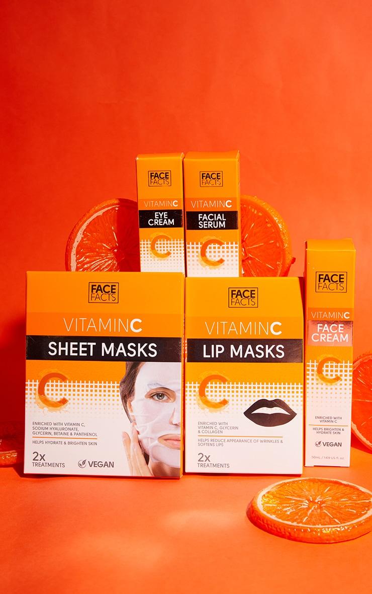 Face Facts Vitamin C Eye Cream 4