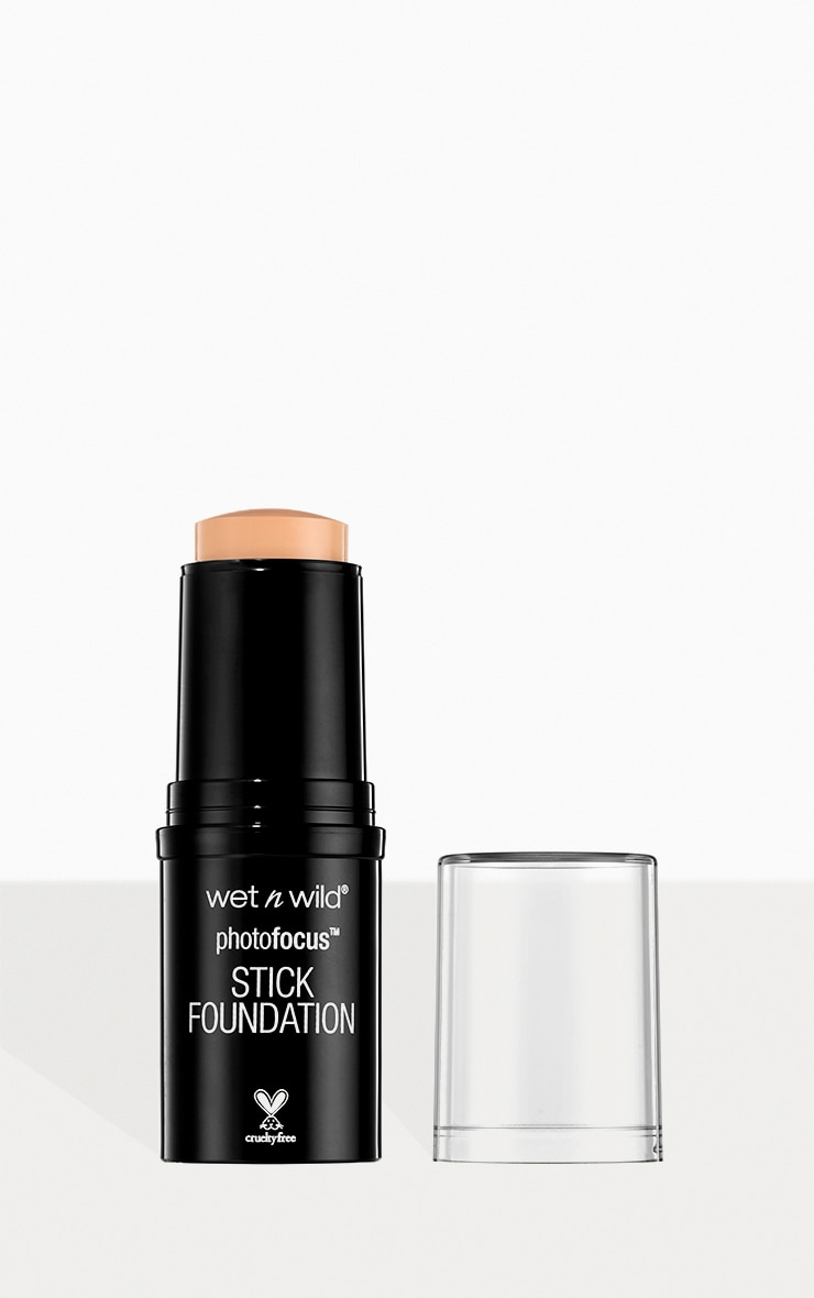 wet n wild Photo Focus Stick Foundation Soft Beige 1