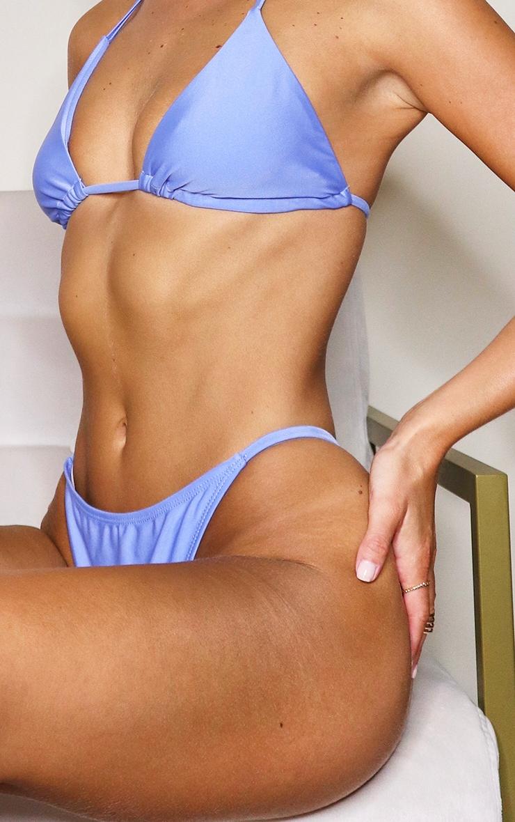 Cornflower Blue Mix & Match Itsy Bitsy Bikini Top 5