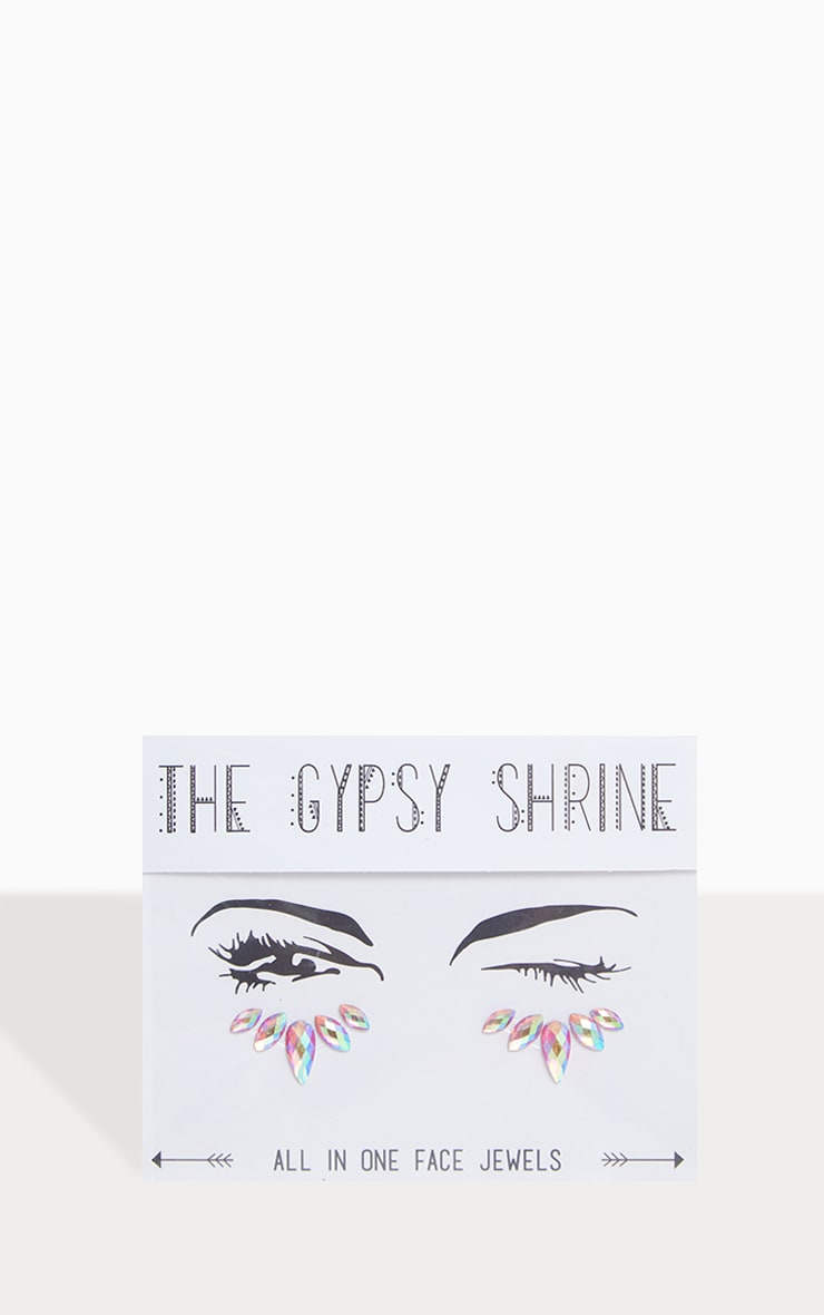The Gypsy Shrine Disco Glitz Under Eye Jewel 1