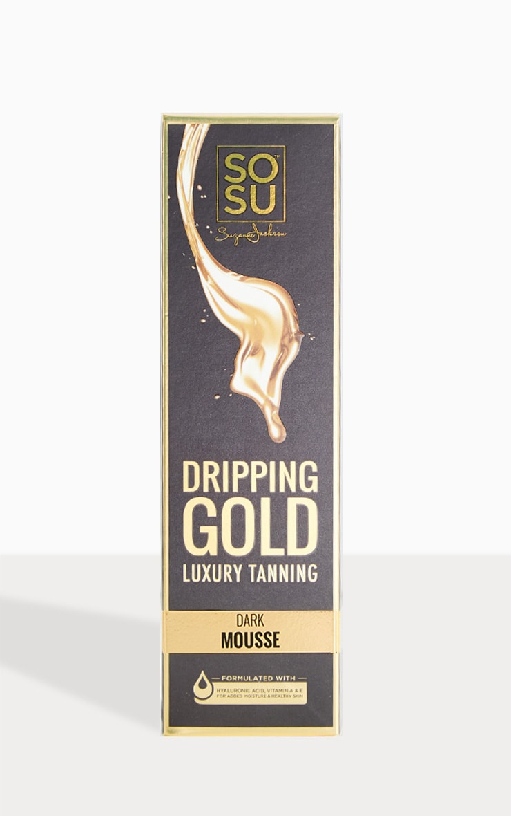 SOSUBYSJ Dripping Gold Luxury Dark Mousse 2