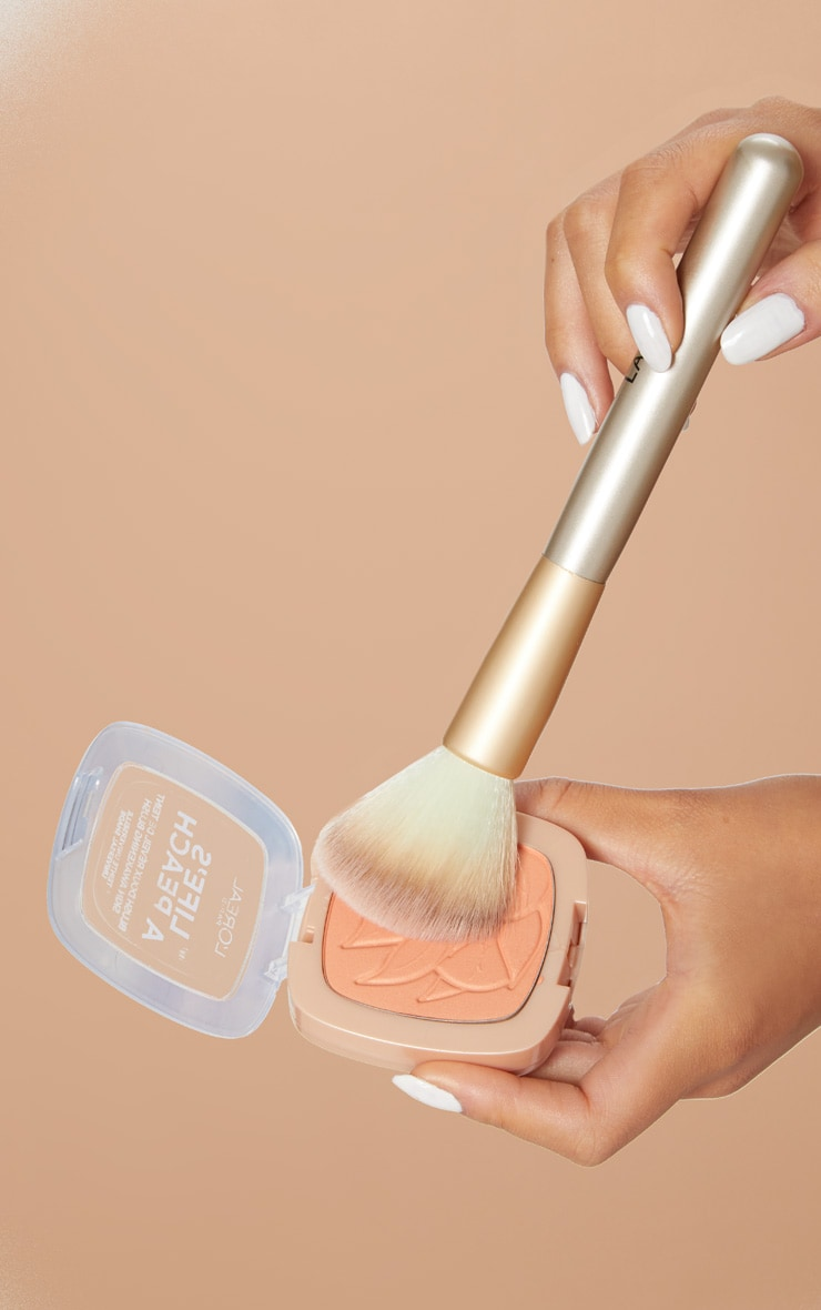L'Oréal Paris Life's a Peach Blush Powder image 2