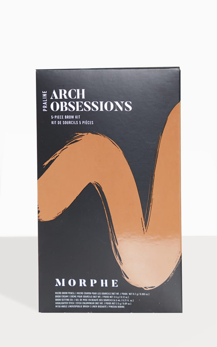 Morphe Arch Obsessions Brow Kit Praline 3