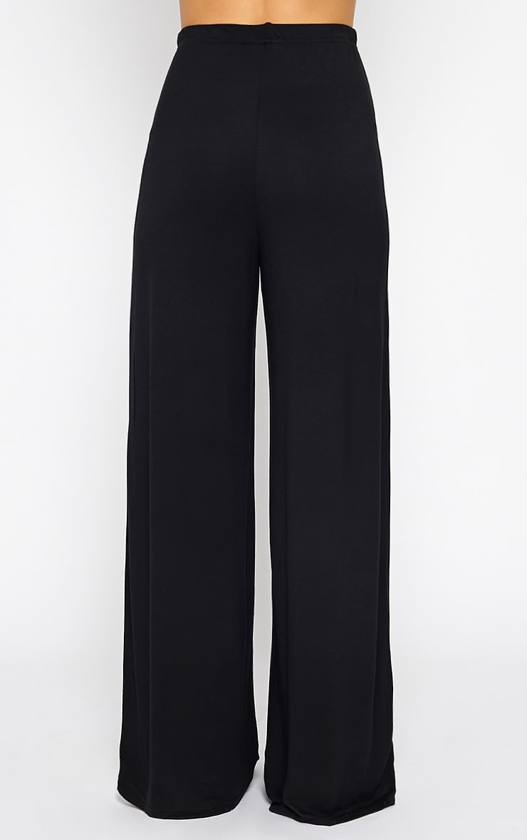 Radley Black Wide Leg Trousers 3