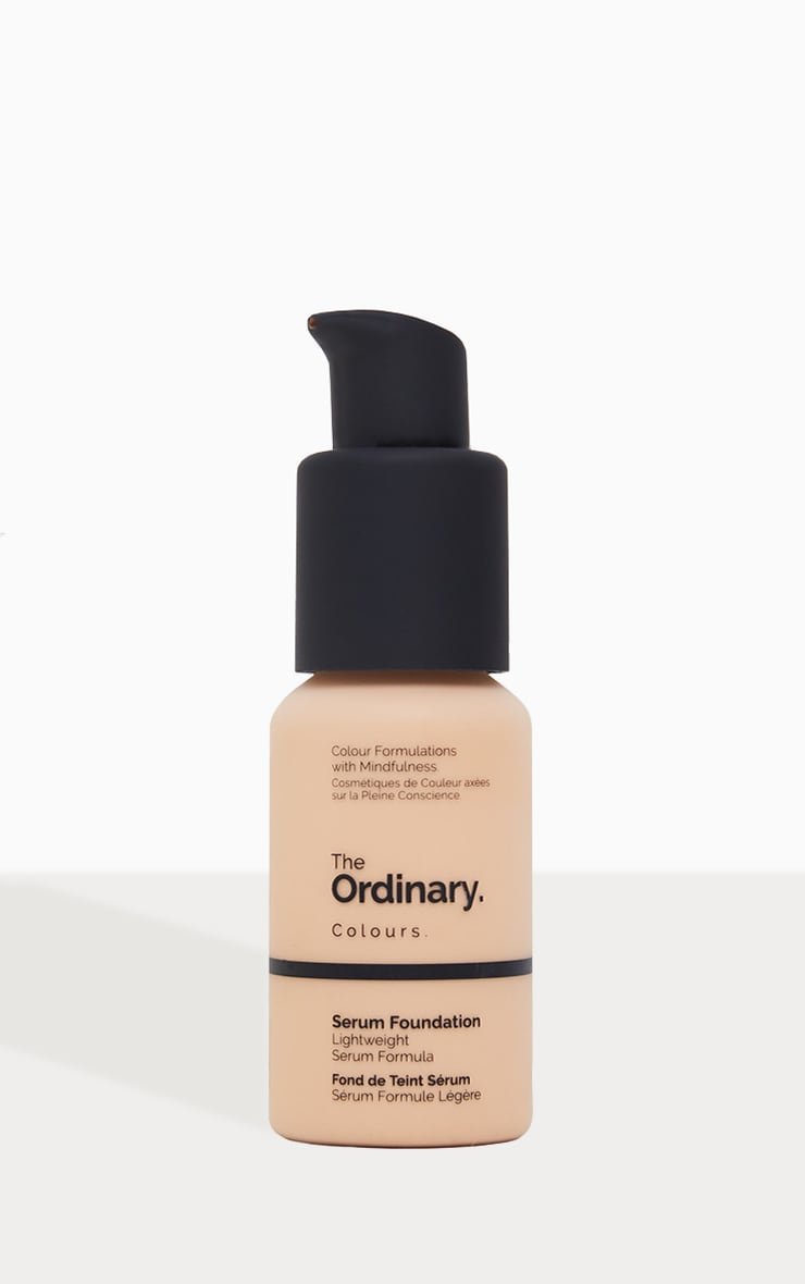 The Ordinary Serum Foundation 1.2N Light 1
