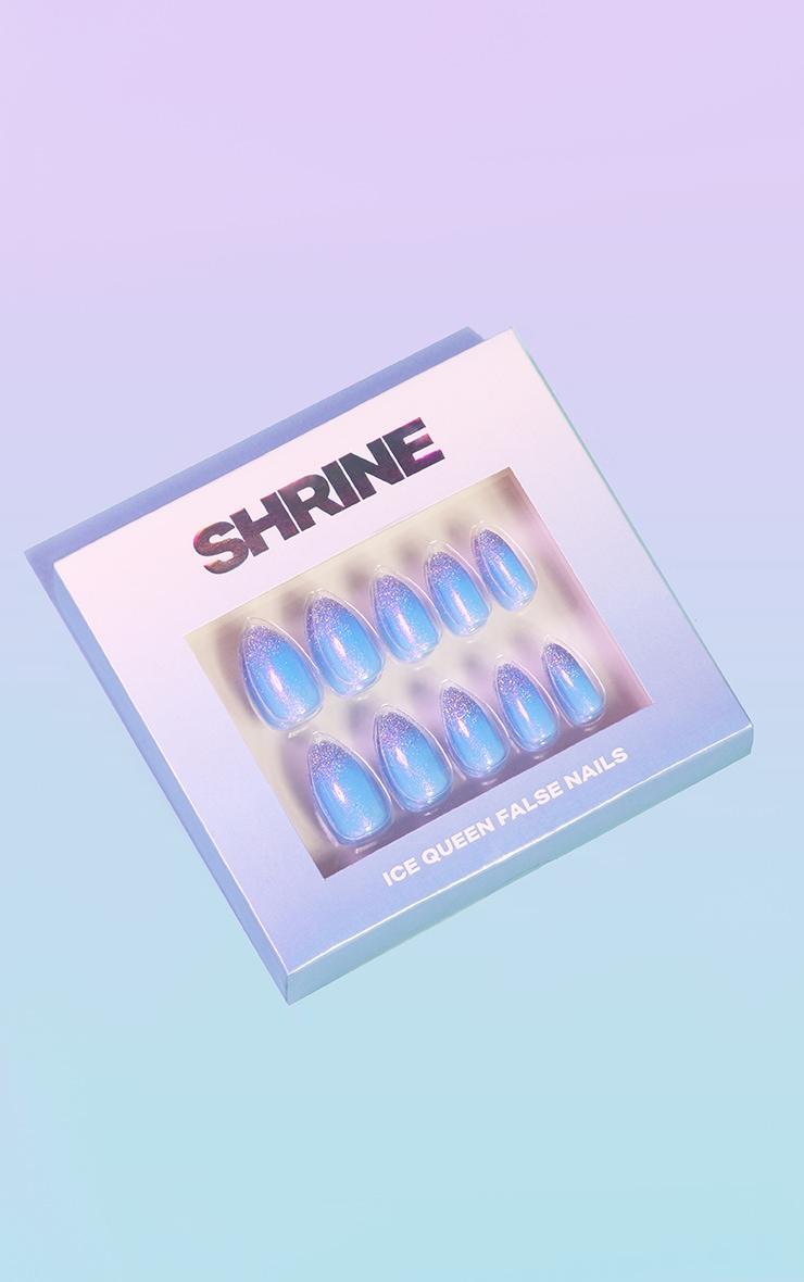 SHRINE Ice Queen False Nails 2