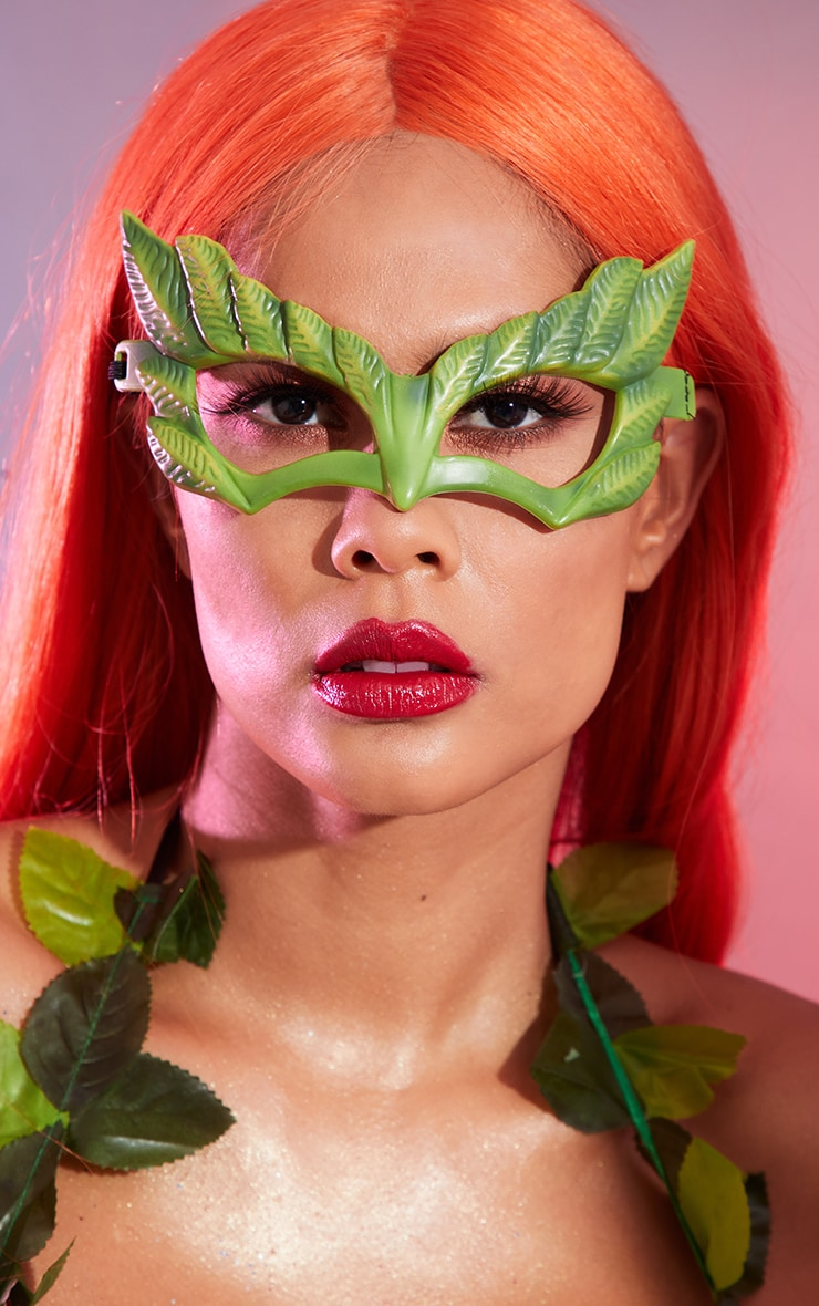 Green Poison Ivy Costume 6