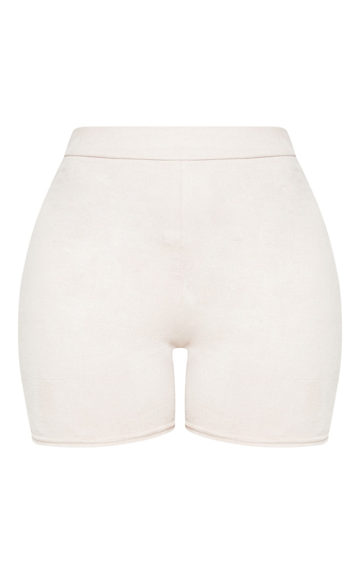 Shape Nude Faux Suede Bike Shorts 3