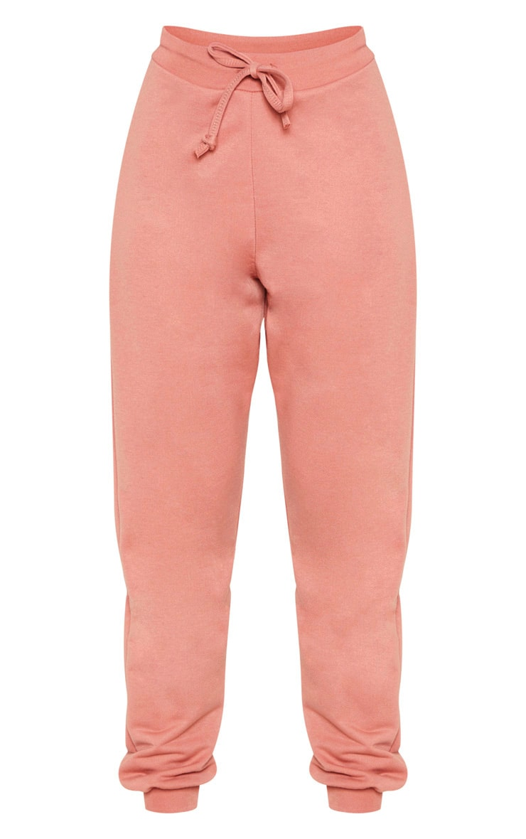 Dusty Rose Ultimate Marl Sweat Joggers  3