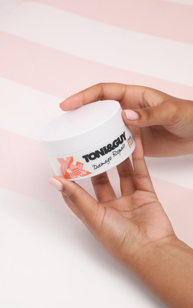 Toni & Guy Reconstruction Hair Mask 200ml 1
