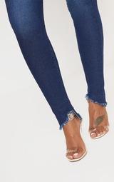 Shape Indigo High Waist Skinny Jeans 5