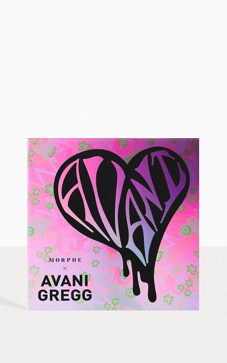 Morphe X Avani Gregg - Bronzer lumineux Baecation - Bahamas 3