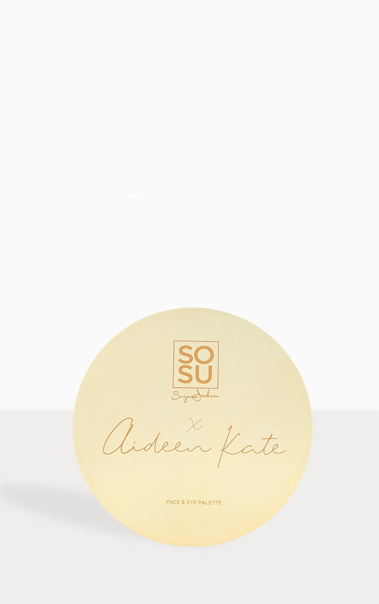 SOSUBYSJ X Aideen Kate Face and Eye Palette 1