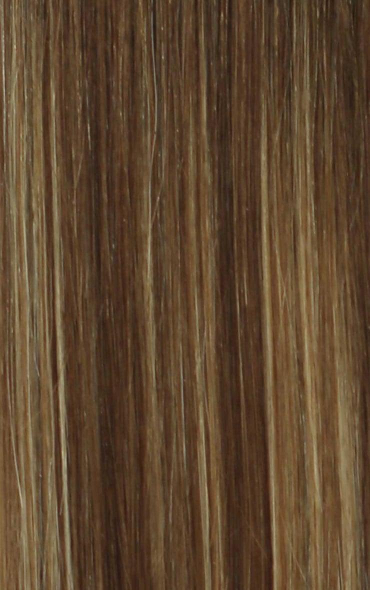 Beauty Works Double Hair Set Weft 18 Inch Mocha Melt 50 Grams 2