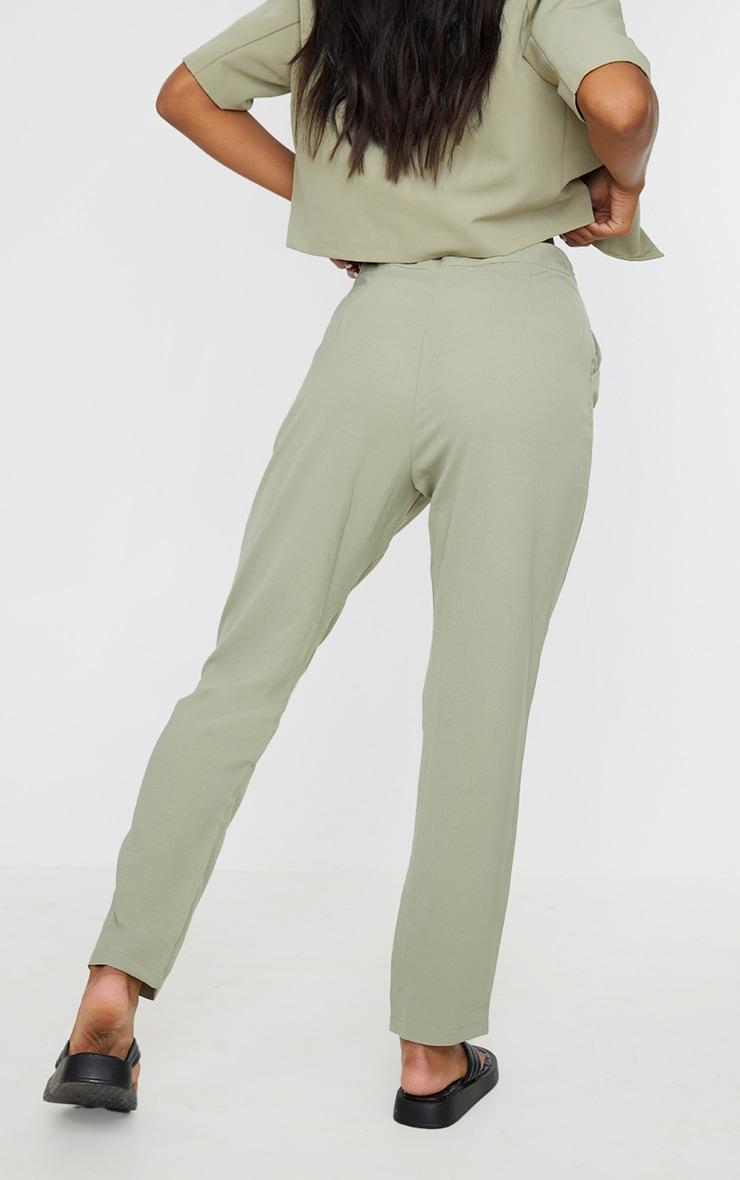 Sage Tailored Pants 3