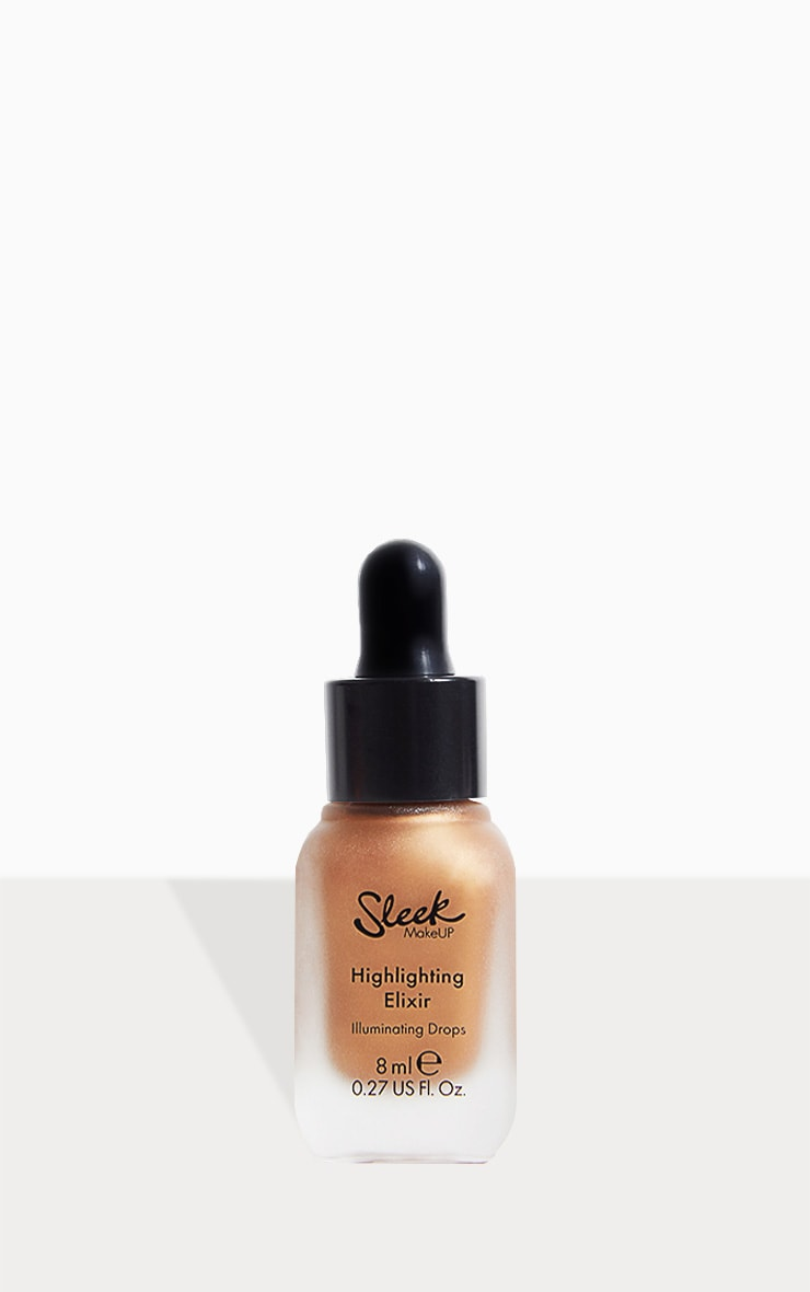Sleek MakeUP Highlighting Elixir Sun Lit 2