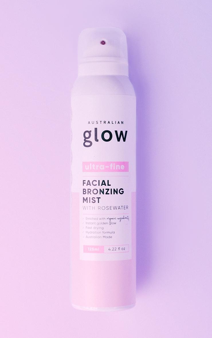 Australian Glow Facial Bronzing Mist With Rosewater 1