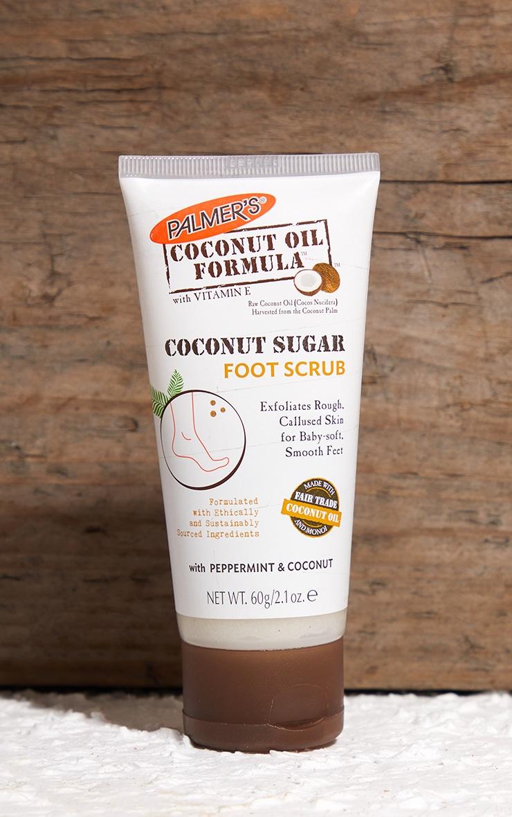 Palmer's Coconut Oil Formula Foot Scrub 60g 1