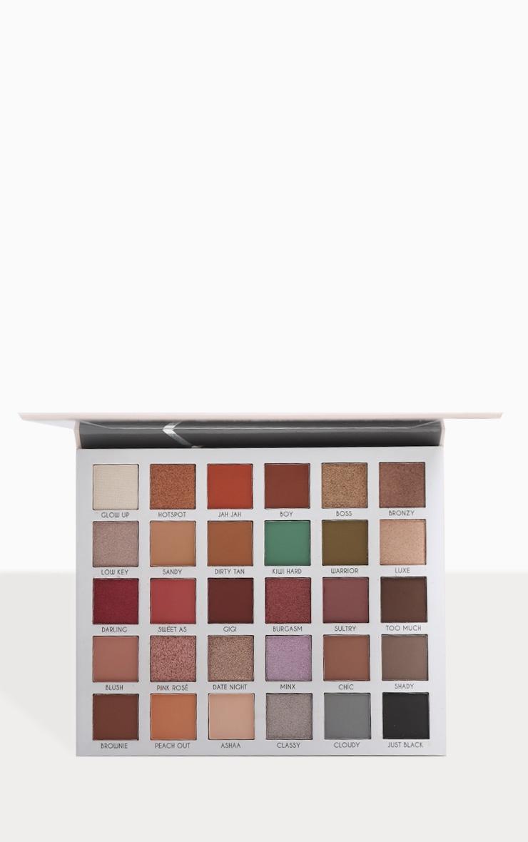 BPerfect x JAH Makeup Artist Clientele Eyeshadow Palette 3