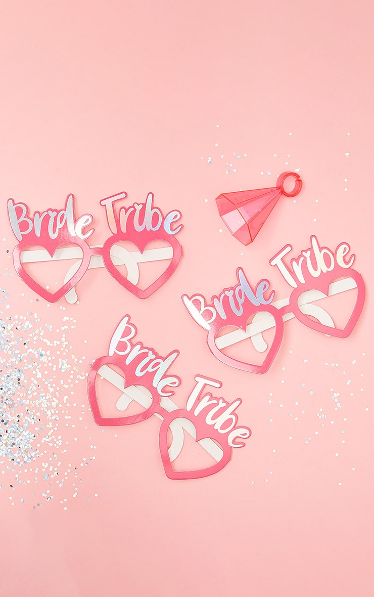 Ginger Ray Bride Tribe Fun Glasses 1