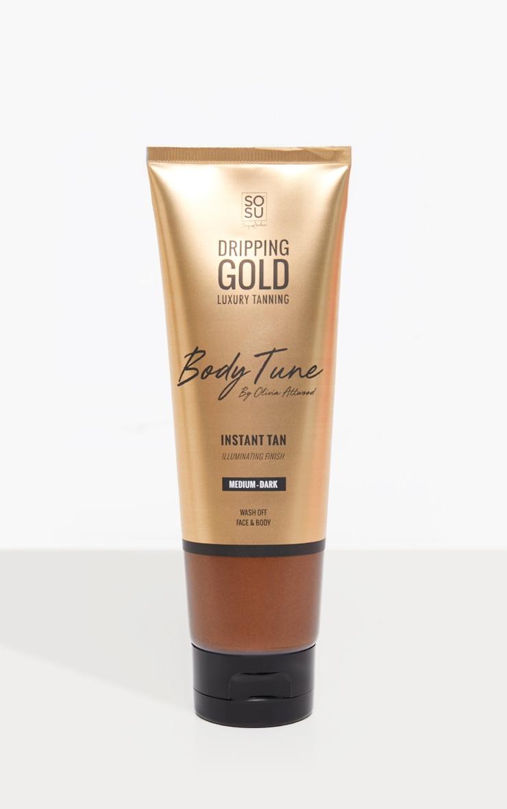 SOSUBYSJ Dripping Gold Body Tune Instant Tan 125ml image 3